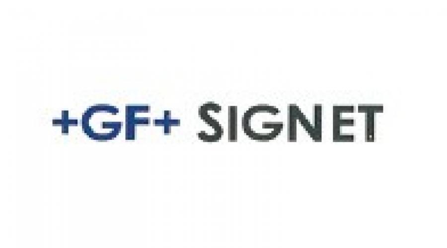 美国+GF+ Signet仪表